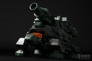 ZOIDS RZ-013 カノントータス